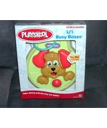 NEW IN THE BOX! Playskool Li'l Busy Boxes PUPPY Activity Toy. From 2002.... - $12.96