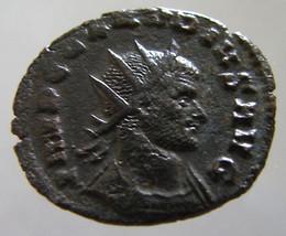 ANCIENT Roman Emperor CLAUDIUS II Gothicus 268 to 270 Ad Antoninianus Ae bronze  - $24.99