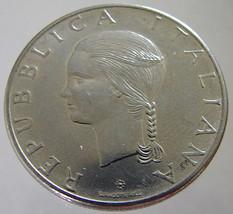 ITALIAN FEMALE COIN over 30 Years Old Italia 10... - $9.99