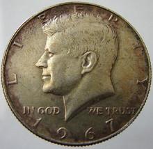 1967 KENNEDY HALF DOLLAR Silver Coin .400 silver in Near Melt Silver Val... - $7.99