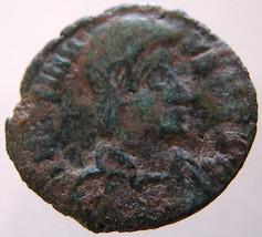 ANCIENT ROMAN COIN Constans Roman emperor Siscia 348-350 ad bronze Coin - $14.99