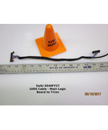 Seiki SE40FY27 LVDS Cable - Main Logic Board to T-Con - $14.00