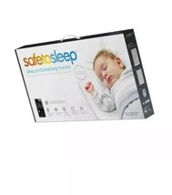 Safe To Sleep Sleep and Breathing Baby Monitor (Discontinued by Manufact... - $102.81