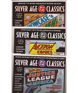 DC Silver Age Classics Complete Lot Showcase #4 Showcase #22 Brave & Bol... - $31.95