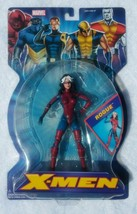 X-Men Rogue Action Figure Marvel 2006 Long Hair Without Jacket Variant  ... - $70.00