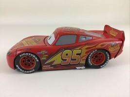 Disney Cars Lightning McQueen 1:24 Racecar Vehicle Die Cast Metal Jada Toys - $24.70