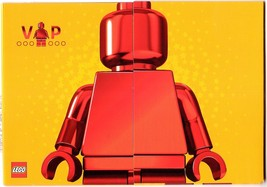 Lego VIP Program Rare Promo Collectible Welcome Pack NEW - 2012 - $9.95