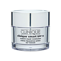 CLINIQUE Smart Custom Repair Moisturizer Cream SPF 15 PA++ Wrinkles 1.7o... - $55.93