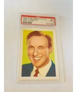 Kane Products Trading Card 1959 Disc Stars England PSA 9 Teddy Johnson #18 BBC - $494.95