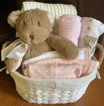 Britney Bear Baby Gift Basket - $69.00
