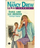 Nancy Drew Case 4 Smile And Say Murder by Carol... - $1.99