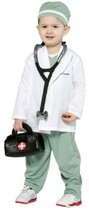 Toddler (3-4T) - Little Doctor Costume And Accessories - $97.11