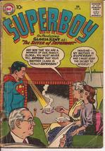 DC Superboy #62 Gloria Kent Super-Clown Of Smallville Wildest Weather  - $17.95