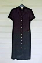 Talbots Women's Traveler Career Black Dress (Sz 4) - $21.04