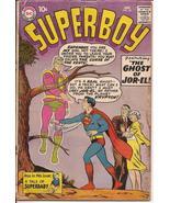 DC Superboy #78 The Ghost Of Jor-El Smallville Clark Kent Action Adventure - $19.95
