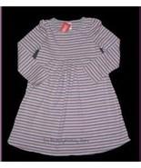 NWT Gymboree Classroom Kitty STRIPE PLEATED DRESS Sz 6 - $16.00
