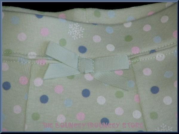 NWT Gymboree Snow Princess POLKA DOT Pieced Skirt BTS 6