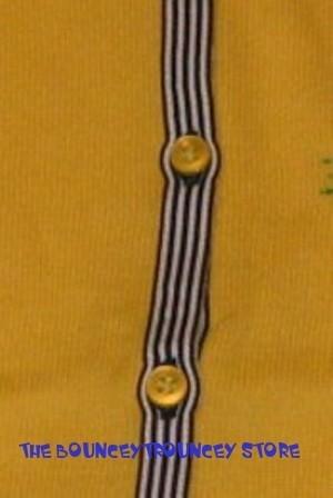 NWT Gymboree PREP CLUB CARDIGAN Flower Sweater Sz 3 3T