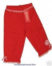 NWT Gymboree Valentines Day Heart Cotton Pants Sz 2 2T - $14.99