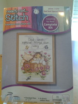 Janlynn Counted Cross Stitch Kit God Sent Special Things, 5 x 7,  New In... - $6.99