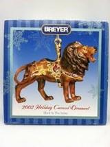 Breyer 2002 Holiday Carousel Ornament - $29.39