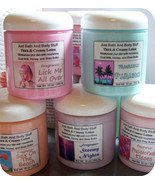 Thick Creamy Hand & Body Lotion with Goat Milk ... - $15.00