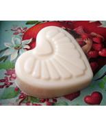 Radiant Heart Glycerin Soap Decorative Love Val... - $3.00