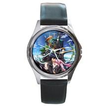 Hot Cute New Hagure Yuusha no Estetica Manga Anime Leather Watch wristwatch Gift - $11.00