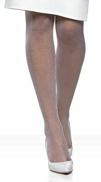 Berkshire SILVER Shimmers Ultra Sheer Control Top Pantyhose, 3-Pack, Size 2