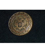 "ARCHID AVST DUX BURG CO TYR 1780 1"" 2.54 cm Plastic Military Shirt Jacke... - $9.29"