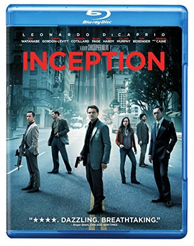 Inception (Blu-ray + DVD) (2010)