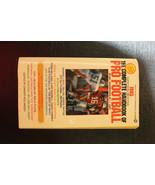 1985 The Complete Handbook of Pro Football Paperback book Joe Montana Cover - $31.67
