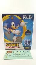 Sonic The Hedgehog SEGA Video Game Big Head Plush Blind Box Soft Toys - $11.83