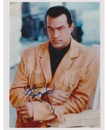 Steven Seagal Signed Autographed Glossy 8x10 Photo A - $79.99