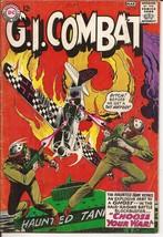 DC G.I. Combat #110 The Haunted Tank Choose Your War Battle Exterminator - $19.95