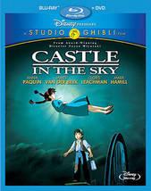 Disney Castle in the Sky [Blu-ray + DVD]