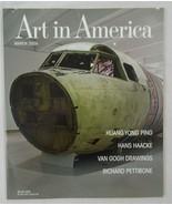Art In America Back Issue Magazine March 2006 Richard Pettibone Hans Haa... - $17.81