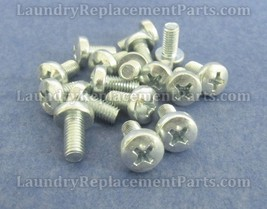 25 PACK SCREW, M5X8 FOR WASCOMAT PART# 132301 - $13.95