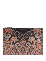 Givenchy Medium Patterened Clutch - $292.05