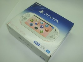 SONY PlayStation PS Vita Slim 2000 Console Pink White - $154.44