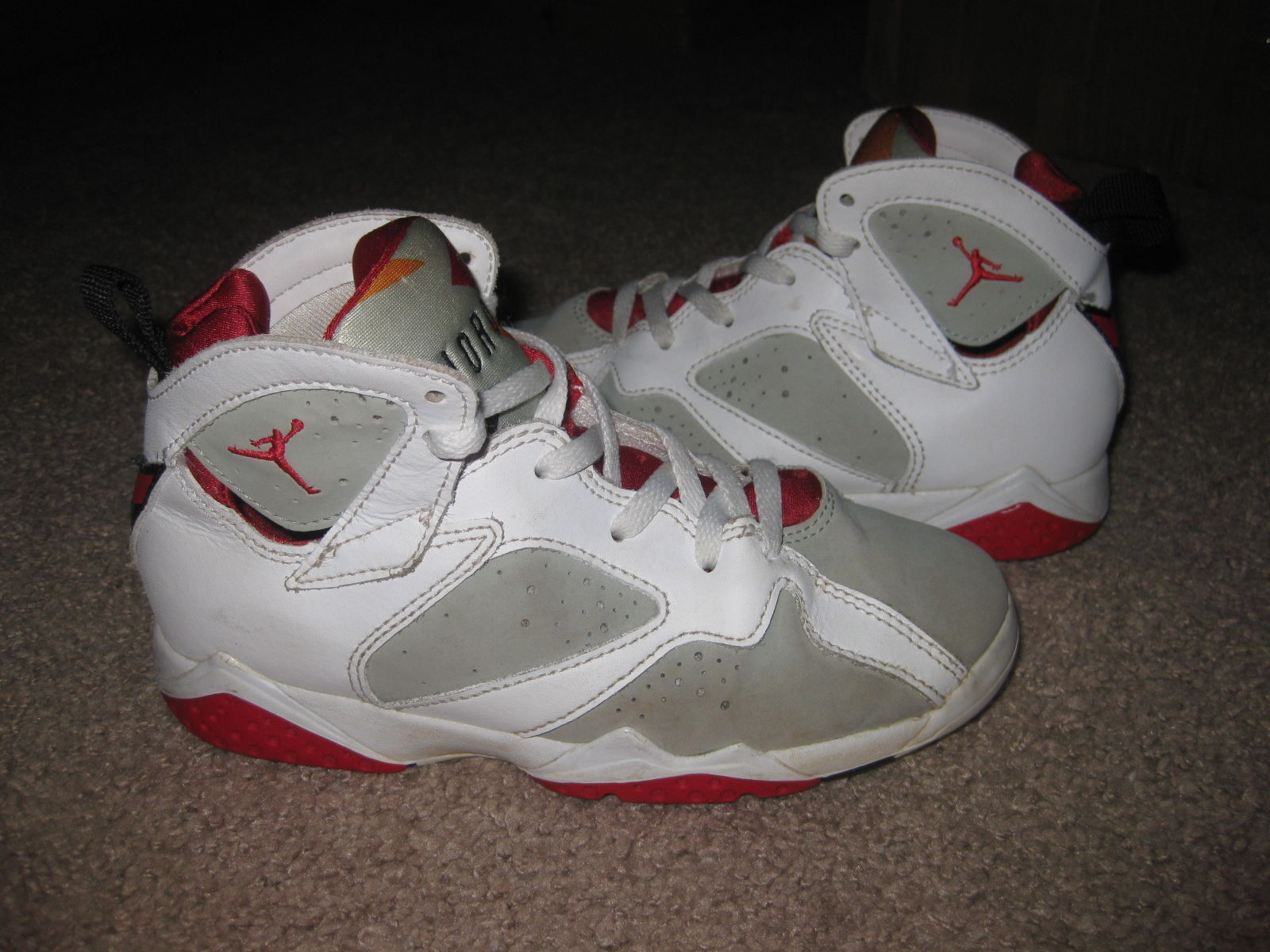info for 3968f 01202 Air Jordan Retro 7 Hare 304773-125 1Y White and 15 similar items. S l1600
