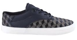 Supra Men's Olive Drab/Black/White Isometric 3D Cube Pistol Low Top Sneakers NIB image 2