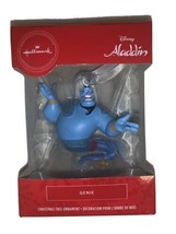 Hallmark Disney Aladdin Genie Christmas Holiday Ornament New - $16.00