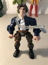 Hasbro Star Wars Hero Mashers Return Of The Jedi Hans Solo Action Figure... - $7.87