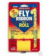JT EATON - STICK-A-FLY - Fly Ribbon on a Roll - $5.00