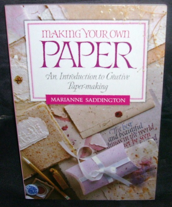 Making your own paper book