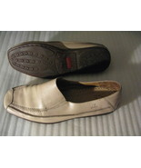 Dingo men's leather Loafers shoes made in spain size 7-7.5US - $55.00