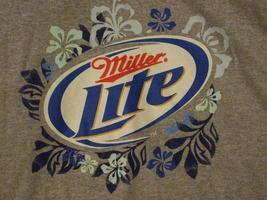 Miller Lite T shirt - $9.95