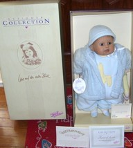 "Zapf Creation JORDY 20"" Vinyl German Made Baby Doll NIB LE#243/650 NEL D... - $215.00"