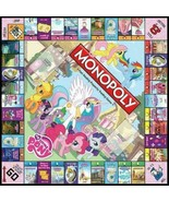 My Little Pony Monopoly Board Game 100% Complete  - $85.00